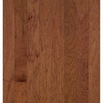 "Bruce Turlington American Exotics Hickory: Brandywine 3/8"" x 5"" Engineered Hickory Hardwood E3618"