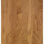 "Bruce Turlington American Exotics Hickory: Smoky Topaz 3/8"" x 3"" Engineered Hickory Hardwood E3512"