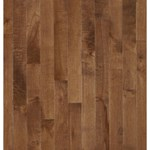 "Bruce Kennedale Prestige Plank Maple: Hazelnut 3/4"" x 3 1/4"" Solid Maple Hardwood CM3715"