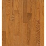 "Bruce Natural Choice Oak: Butter Rum/Toffee 5/16"" x 2 1/4"" Solid Oak Hardwood C5216LG"