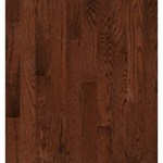 "Bruce Natural Choice Oak: Sierra 5/16"" x 2 1/4"" Solid Oak Hardwood C5062"