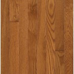 "Armstrong Somerset Solid Plank LG Oak: Copper 3/4"" x 3 1/4"" Solid Oak Hardwood 412312LGY"
