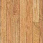 "Armstrong Yorkshire Strip Oak: Natural 3/4"" x 2 1/4"" Solid Oak Hardwood BV631NA"