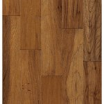 "Armstrong Century Farm Hickory: Honey Butter 1/2"" x 5"" Engineered Hickory Hardwood GCH452HOLG"