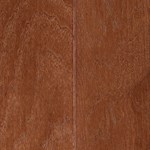 "Mannington Blue Ridge Hickory: English Leather 1/2"" x 5"" Engineered Hardwood BR05ELL1"