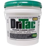 DriTac 6200 Pressure Sensitive Flooring Adhesive - 1 Gallon Bucket
