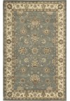 Capel Rugs Creative Concepts Cane Wicker - Bahamian Breeze Cinnamon (875) Octagon 4' x 4' Area Rug