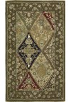 Capel Rugs Creative Concepts Cane Wicker - Canvas Bay Brown (787) Octagon 8' x 8' Area Rug