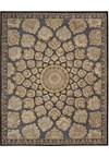 Capel Rugs Creative Concepts Cane Wicker - Granite Stripe (335) Octagon 10' x 10' Area Rug
