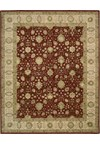 Capel Rugs Creative Concepts Cane Wicker - Vierra Cherry (560) Octagon 12' x 12' Area Rug
