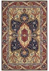 Capel Rugs Creative Concepts Cane Wicker - Canvas Citron (213) Runner 2' 6