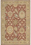 Capel Rugs Creative Concepts Cane Wicker - Canvas Neptune (477) Runner 2' 6