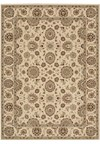 Capel Rugs Creative Concepts Cane Wicker - Canvas Antique Beige (717) Runner 2' 6