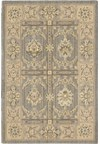 Capel Rugs Creative Concepts Cane Wicker - Vera Cruz Ocean (445) Rectangle 3' x 5' Area Rug
