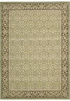 Capel Rugs Creative Concepts Cane Wicker - Canvas Camel (727) Rectangle 3' x 5' Area Rug