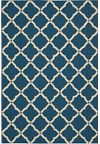 Capel Rugs Creative Concepts Cane Wicker - Bahamian Breeze Cinnamon (875) Rectangle 3' x 5' Area Rug