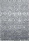 Capel Rugs Creative Concepts Cane Wicker - Capri Stripe Breeze (430) Rectangle 8' x 8' Area Rug