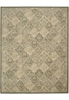 Capel Rugs Creative Concepts Cane Wicker - Canvas Navy (497) Rectangle 8' x 10' Area Rug