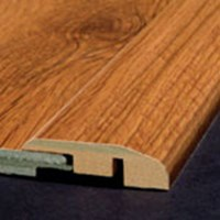 "Bruce Heritage Heights:  Multi-Purpose Reducer Honey Oak - 72"" Long"