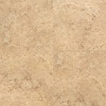 USFloors Coretec Plus: Amalfi Beige Engineered Luxury Vinyl Tile with Cork Comfort 50LVT101
