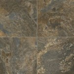 Armstrong Alterna Allegheny Slate: Italian Earth Luxury Vinyl Tile D2330