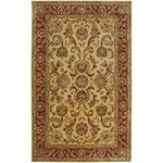 "Surya Ancient Treasures Biscotti (A-111) Rectangle 5'0"" x 8'0"""