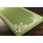"Surya Beth Lacefield Alameda Spinach Green (AMD-1013) Rectangle 2'0"" x 3'0"""
