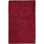 "Surya Aros Maroon (AROS-1) Rectangle 5'0"" x 8'0"""