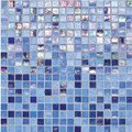 "Daltile City Lights Glass Mosaic 12"" x 12"" : Capri CL681212MS1P"