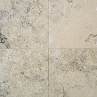 "Daltile Limestone: Jurastone Grey-Blue Honed 18"" x 18"" Natural Stone Tile L712-18181U"