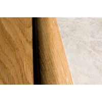 "Kahrs Original American Traditionals Collection:  Overlap Reducer Oak Lexington - 78"" Long"