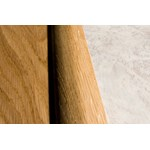 "Kahrs Linnea City Collection:  Overlap Reducer Hard Maple Natural - 78"" Long"