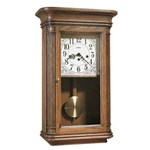 Howard Miller 613-108 Sandringham Chiming Wall Clock
