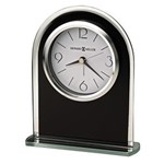 Howard Miller 645-702 Ebony Luster Table Top Clock