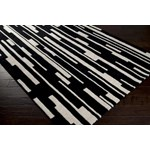 "Surya Candice Olson Modern Classics Jet Black (CAN-1998) Rectangle 3'3"" x 5'3"""
