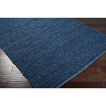 "Surya Continental Midnight Blue (COT-1935) Rectangle 3'6"" x 5'6"""