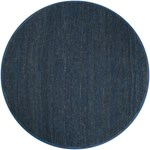 "Surya Continental Midnight Blue (COT-1935) Round 8'0"" x 8'0"""