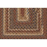 "Surya Country Living Cottage Braids Caviar (CTG-4501) Rectangle 1'8"" x 2'6"""