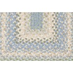 "Surya Country Living Cottage Braids Tarragon (CTG-4507) Rectangle 1'8"" x 2'6"""