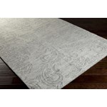 "Surya Etching Gray (ETC-4926) Square 0'6"" x 0'6"""