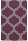 Surya Frontier Raspberry Wine (FT-115) Rectangle 2'0
