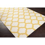 "Surya Frontier Ivory (FT-121) Square 0'6"" x 0'6"""