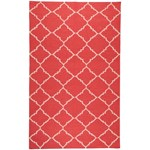 "Surya Frontier Carnelian (FT-41) Rectangle 5'0"" x 8'0"""