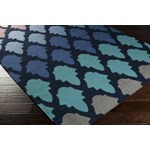 "Surya Frontier Federal Blue (FT-461) Rectangle 2'0"" x 3'0"""