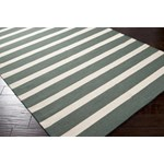 "Surya Frontier Laurel Green (FT-96) Square 0'6"" x 0'6"""