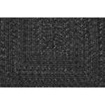 "Surya Liberty Coal Black (LIB-4400) Rectangle 2'6"" x 9'0"""