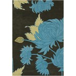 "Chandra Amy Butler (AMY13218-576) 5'0""x7'6"" Rectangle Area Rug"