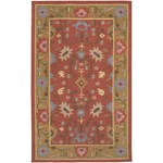 "Chandra Kilim (KIL2249-3656) 3'6""x5'6"" Rectangle Area Rug"