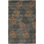 "Chandra Seasons (SEA30901-576) 5'0""x7'6"" Rectangle Area Rug"
