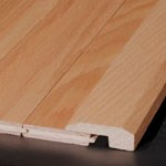 "Mohawk Queenstown: Threshold Hickory Vintage - 84"" Long"